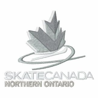 Skate Canada Northern Ontario Logo Wear Track Jackets
