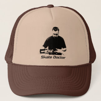 Skate Doctor Lid Trucker Hat
