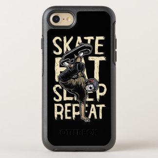 Skate Eat Sleep Repeat Otterbox Phone Case
