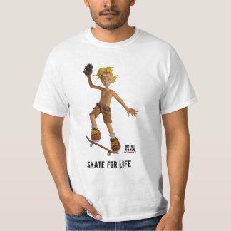 SKATE FOR LIFE T-Shirt