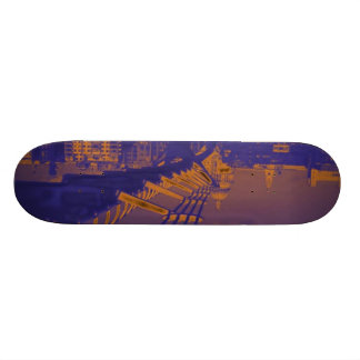 Skate in London Custom Skateboard
