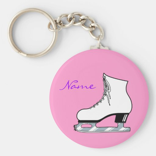 Skate Keychain