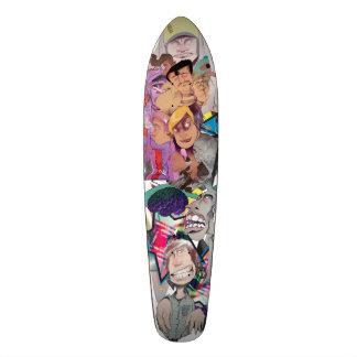 Skate Lady Miyako 12 Skate Decks