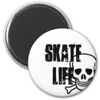 Skate Life magnet