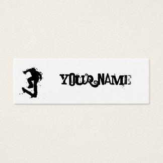 skate on... mini business card