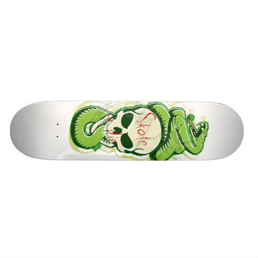 Skate Or Die Skateboard