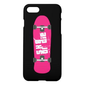 Skate or die Skateboard iPhone 7 Case