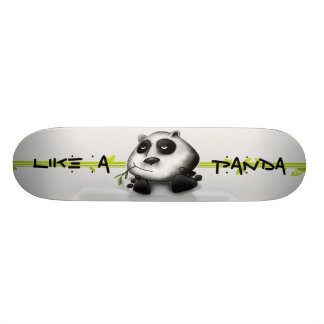 Skate Panda Skateboard