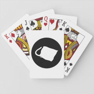 skate poker deck