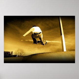 Skate Poster - Customized