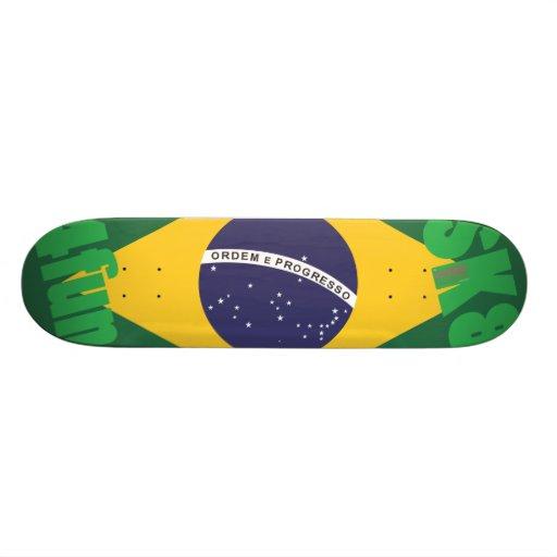 Skate - Sk8 4fun - Brazil Skate Board Deck