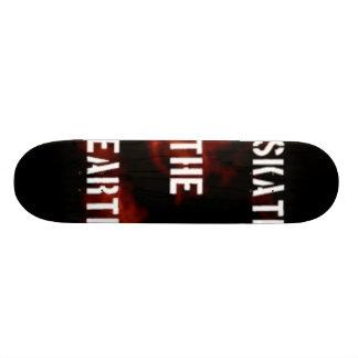 Skate The Earth Skateboard Decks