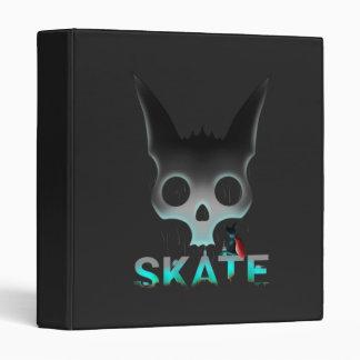 Skate Urban Graffiti Cool Cat Binder