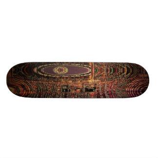 Skateboad Deck Design Two Ships Skate Board Decks