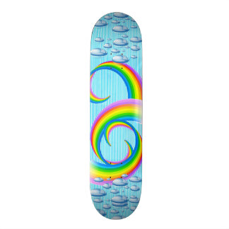Skateboard-Colorful stylish design Skate Board