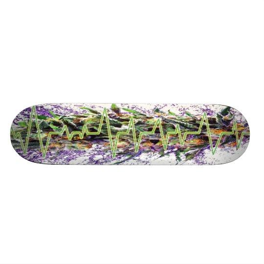 Skateboard Deck | Weed Medical Purposes