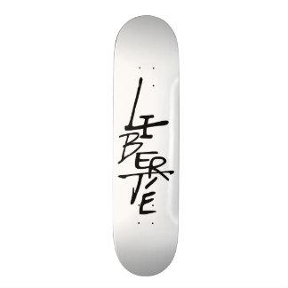 "Skateboard ""Freedom """