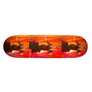 skateboard goth emo rave punk dreads