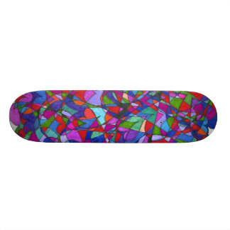 Skateboard: Hearts Skateboard Decks