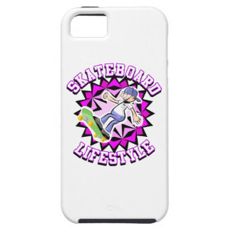 Skateboard Lifestyle iPhone 5 Cover