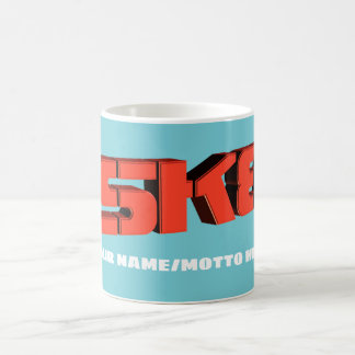 Skateboard Logo Coffee Mug