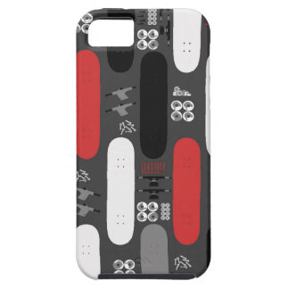 Skateboard Madness (GRB) iPhone 5 Case