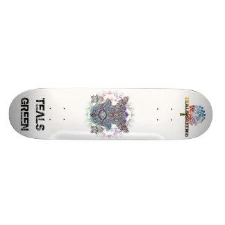 Skateboard Spirit Owl TG Style Design
