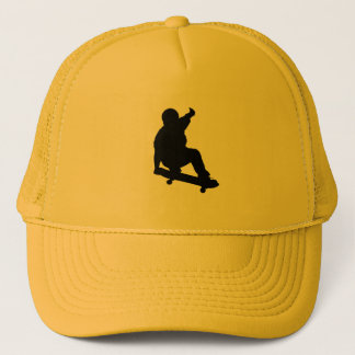 Skateboarder_2 Trucker Hat