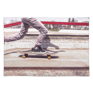 Skateboarder Placemat