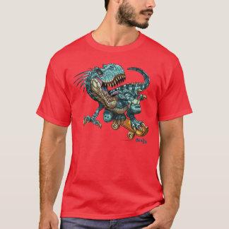 Skateboarding Dino T-Shirt