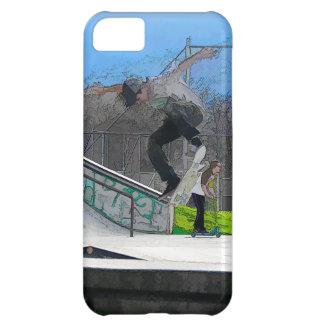 Skateboarding Fool iPhone 5C Covers