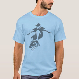 Skateboarding Graphics Shirt