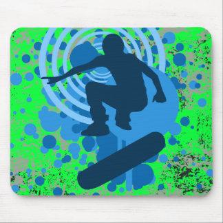 skateboarding : hi-fi mouse pad