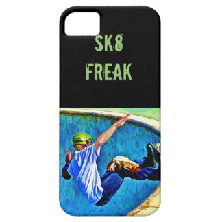 Skateboarding in the Bowl Case For The iPhone 5