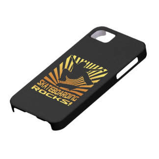 Skateboarding iPhone 5 Cover