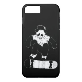Skateboarding Panda Case-Mate iPhone Case