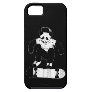 Skateboarding Panda iPhone 5 Case