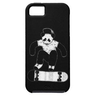 Skateboarding Panda iPhone 5 Covers