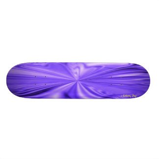 SKATEBOARDING - PURPLE HAZE PRO SKATEBOARDS