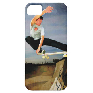 Skateboarding the Wall Case For The iPhone 5