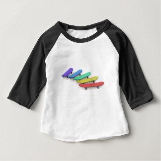Skateboards Baby T-Shirt