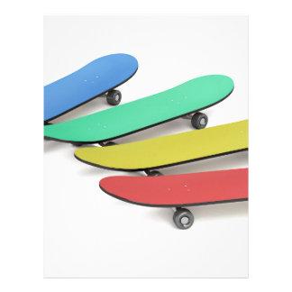 Skateboards Letterhead