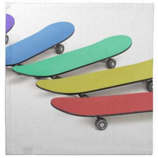 Skateboards Napkin