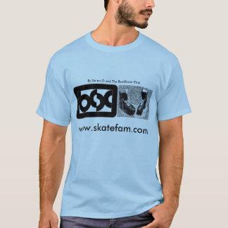 Skatefam.com - By Dame-O 1st version T-Shirt