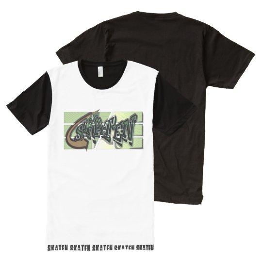 #Skaten, cool shirt for Skater