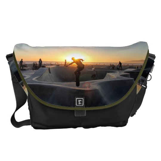 Skater 2 - Rickshaw Large Messenger Bag