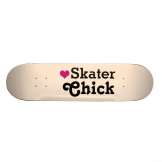 Skater Chick Skateboard
