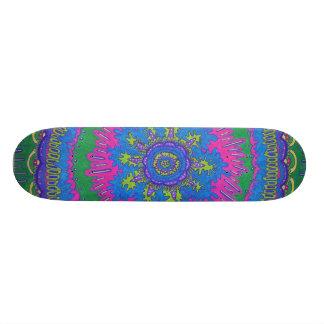 Skater Flow Explosion Style Skateboard Deck
