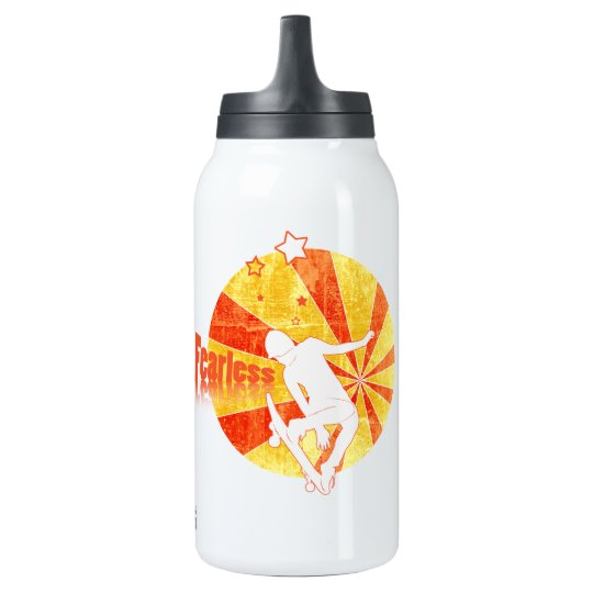 Skater Jumping Insulated Water Bottle