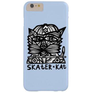 """Skater Kat"" Apple & Samsung Phone Case"